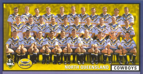 2000 North Queensland Cowboys