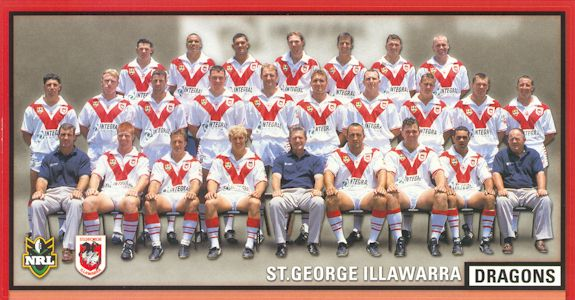 2000 St George-Illawarra Dragons