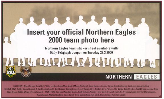 2000 Northern Eagles