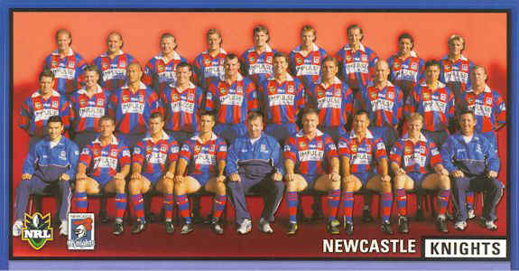 2000 Newcastle Knights