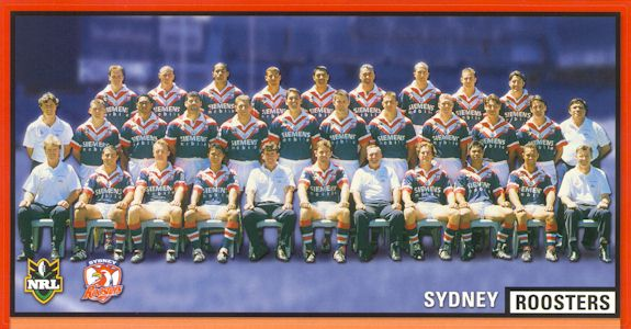 2000 Sydney City Roosters