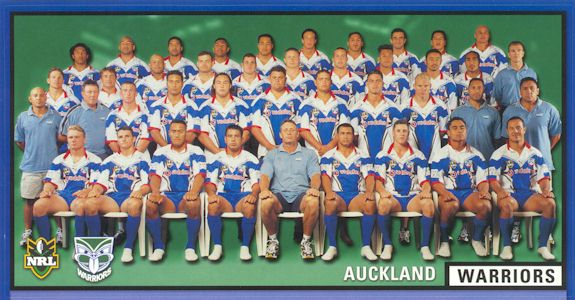 2000 Auckland Warriors