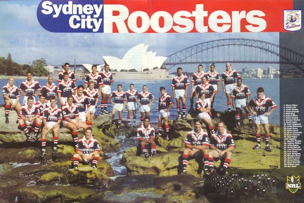 1999 Sydney City Roosters