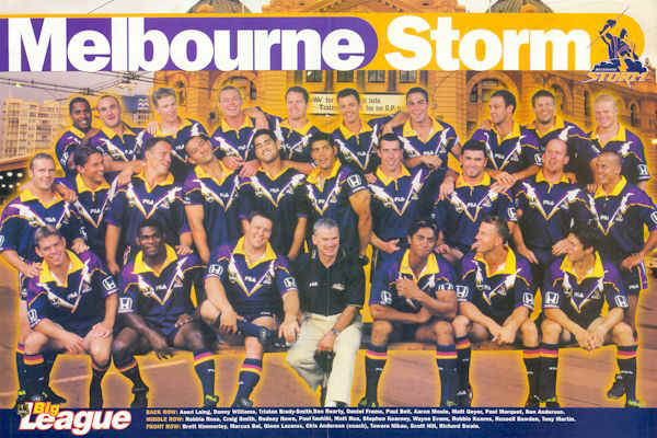 1999 NRL season