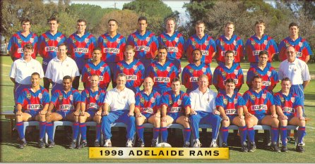 1998 Adelaide Rams