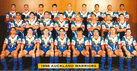 1998 Auckland Warriors