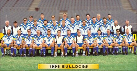 1998 Canterbury Bulldogs