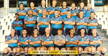1998 Gold Coast Chargers