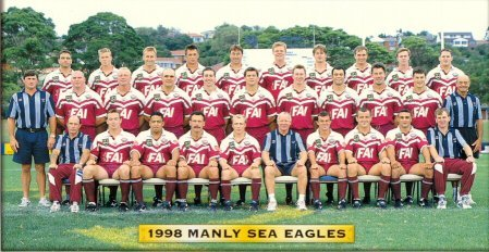 1998 Manly Sea-Eagles