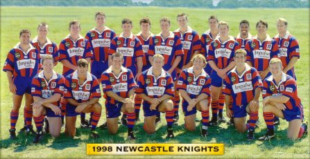 1998 Newcastle Knights