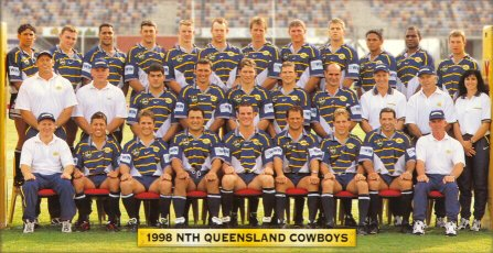 1998 North Queensland Cowboys