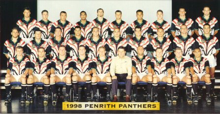 1998 Penrith Panthers