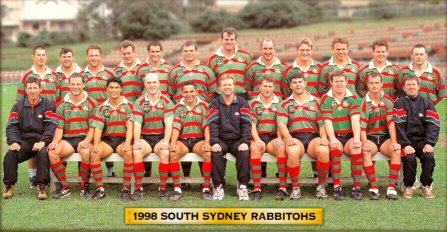 1998 South Sydney Rabbitohs